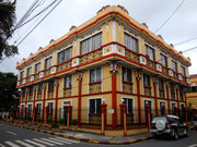 Old Spanish Colonial building in Intramuros