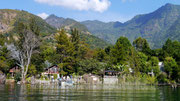 San Marcos La Laguna, Lago Atitlan, Guatemala