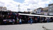 Markets in Cuenca, Ecuador