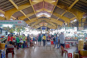 Ben Thanh Market - central market in Saigon