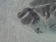 Nazca Lines, Nazca, Peru - Astronaut!