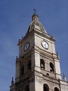 Iglesia San Juan Dios, Cochabamba, Bolivia