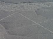 Nazca Lines, Nazca, Peru - Whale!