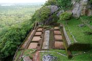 gardens in the Ancient City of Sigiriya