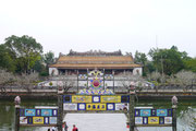 Thai Hoa Palace at the Citadel, Imperial City of Hue, Vietnam