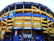 La Bombonera home of Club Atlético Boca Juniors!