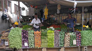 Fruit and Vegetable stall at Central Market, Kandy