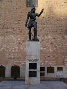 Plazoleta del Fundador - Cordoba, Argentina