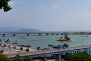 view from Po Nagar Towers, Nha Trang, Vietnam