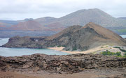 Isla Bartolome, Galapagos Islands - scene from the movie Master and Commander