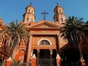 Iglesia de la Preciosa Sangre - Santiago, Chile