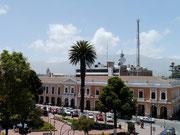 Ilustre Municipio de Riobamba, Ecuador