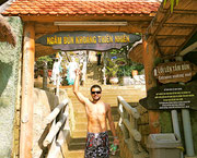 Thap Ba Hot Springs, Nha Trang, Vietnam