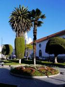 Plaza Libertad - Sucre, Bolivia