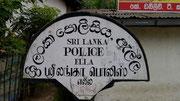 Ella Police Station