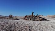 Las Tres Marias, Valle de la Luna, San Pedro de Atacama, Chile