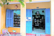 Bookshop in Hoi An, Vietnam