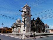 Iglesia Nuestra Señora de las Mercedes - Granada, Nicaragua