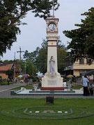 Catholic Monument opposite church