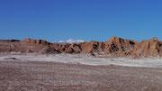 Valle de la Luna, San Pedro de Atacama, Chile