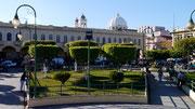Plaza Libertad - San Salvador, El Salvador
