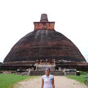 Jetavanarama Dagoba, Anuradhapura