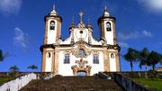 Igreja NS do Carmo, Ouro Preto, Brazil