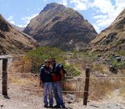 Alausi to Sibambe (Nariz del Diablo), Ecuador