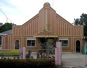 Catholic church on way to Sipalay