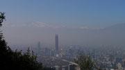 Cerro San Cristobal - Santiago, Chile