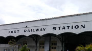 Fort Railway Station, Colombo