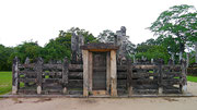 Latha Mandapaya - The Quadrangle, Ancient City of Polonnaruwa