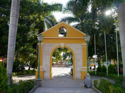 Parque Central - Comayagua, Honduras