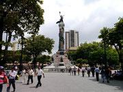 Parque del Centenario, Guayquil, Ecuador