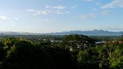 view from Laguna de Tiscapa - Managua, Nicaragua