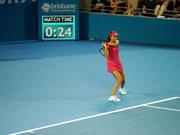 Kim Clijsters (BEL) vs Anna Ivanovic (SRB)