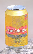 Cerveza de Club Colombia, Cartagena, Colombia