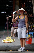 street vendor Fudgie
