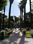 Plaza 25 de Mayo - Sucre, Bolivia