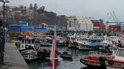 Valparaiso Puerto, Chile