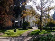 Edificio del ex Congreso Nacional de Chile - Santiago, Chile