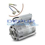 Motore per pompa rotativa