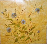 Художественная фреска