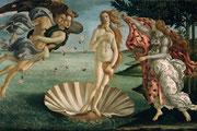 Рождение Венеры.1482год Флоренция