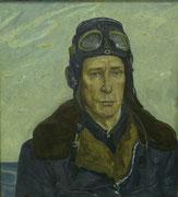 Портрет космонавта Аксёнова