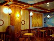 роспись стен интерьера