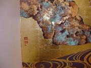 восточная роспись стен
