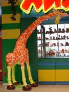 скульптура жирафа