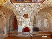 роспись стен вип зала
