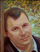 портрет Михаил (фрагмент)